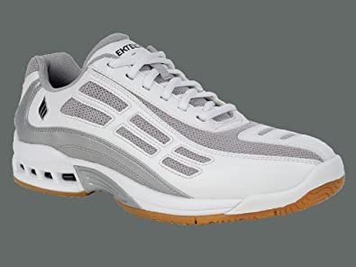 Buy Ektelon Renegade LS Mens Indoor Racquetball Shoes - White Grey Black (SZ 14) by Ektelon