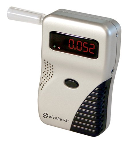 Alcohawk Q3I-3000 Precision Digital Breath Alcohol Tester