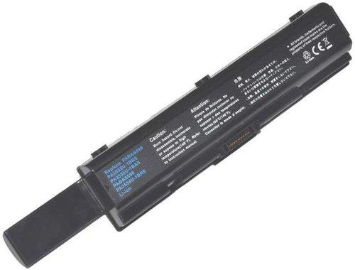 Akku für TOSHIBA SATELLITE L500-208 - 6600mAh | 10.8V | Li-ion