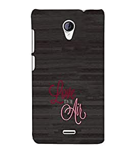EPICCASE Love is in the air Mobile Back Case Cover For Micromax Unite 2 A106 (Designer Case)