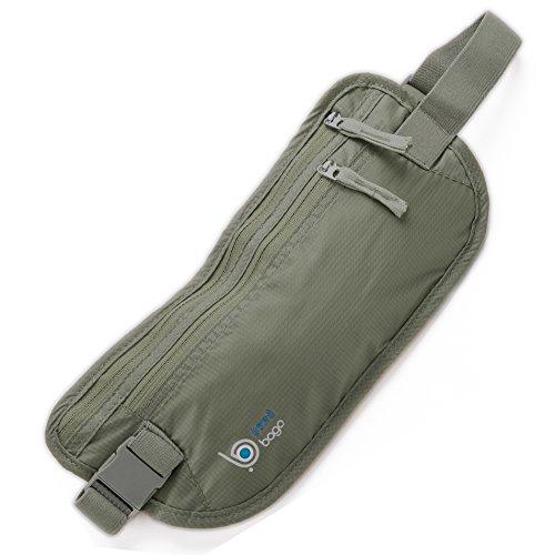 travel-wallet-pouch-rfid-blocking-money-belts-passport-document-holder-khaki