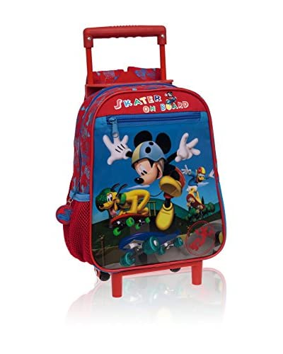Disney Mochila trolley Mickey Skater