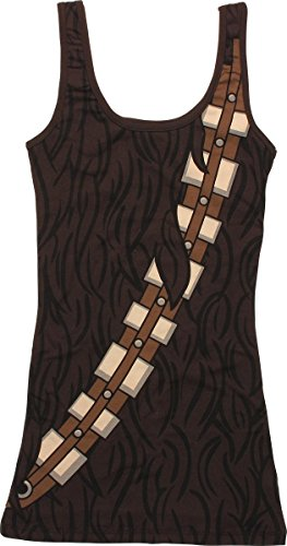 Star Wars I Am Chewbacca Costume Tank Dress