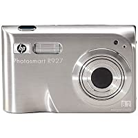 HP Photosmart R927 8MP Digital Camera with 3x Optical Zoom from Hewlett Packard