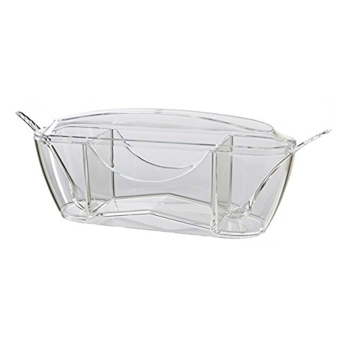 Prodyne Tea Please Acrylic Tea Service Bar