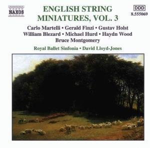 English String Miniatures Vol. 3