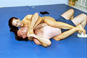 Women's Topless Wrestling DVD - LSP-PP256 - Mixed Mat Action - featuring Bonnie and Paul