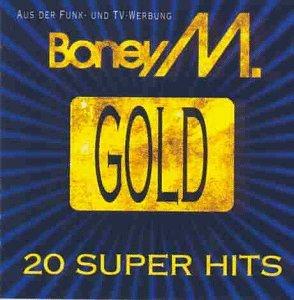 Boney M. - Gold [20 Super Hits] - Zortam Music