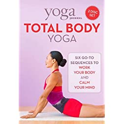 Yoga Journal: Total Body Yoga 2 Disc Set
