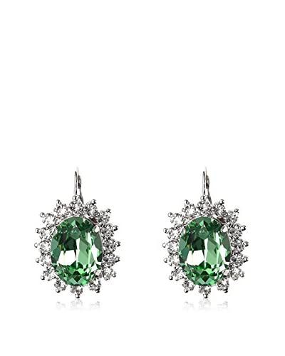 Kristall Boutique Made with Swarovski Elements Pendientes Queen