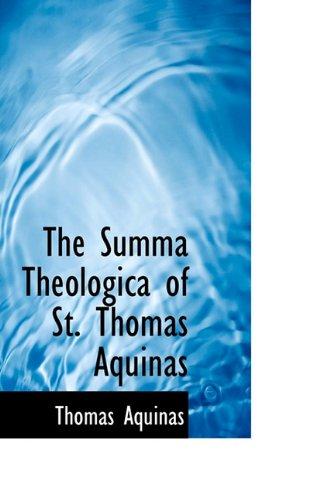 The Summa Theologica of St. Thomas Aquinas Part 1, Questions L-LXXIV