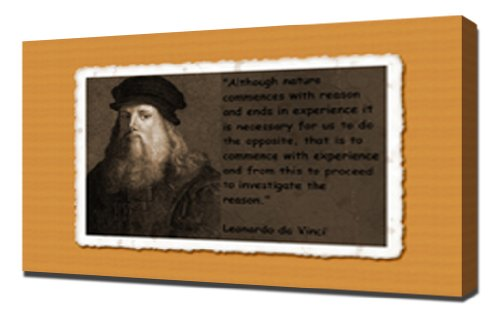 Da Vinci Quote back-1076518