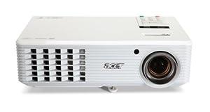 Acer H5360 DLP Projektor (1280 x720 Pixel, 2500 ANSI Lumen, 2000 ANSI Lumen Eco-Mode, Kontrast 3200:1) weiß