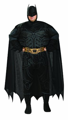 Batman The Dark Knight Rises Adult Batman Set