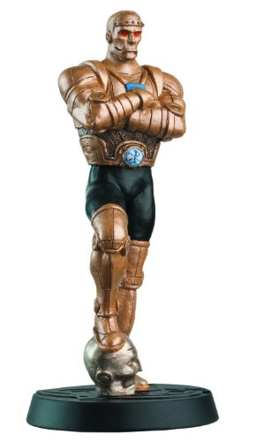 DC SUPERHERO FIG COLL MAG #109 ROBOT MAN