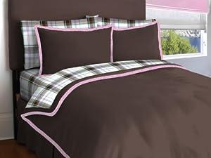 Latitude Choca-Latte Comforter Set, Full