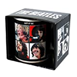 Official Let It Be Mug, The Beatles Album Cover