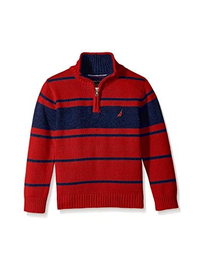 Nautica Kid's Stripe Sweater