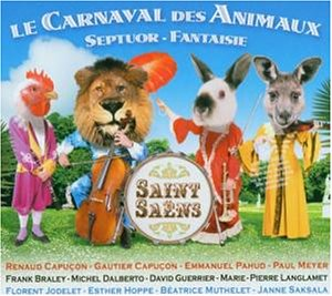 19 - Le Carnaval Des Animaux (Karneval der Tiere) - Septuor Fantaisie - Zortam Music