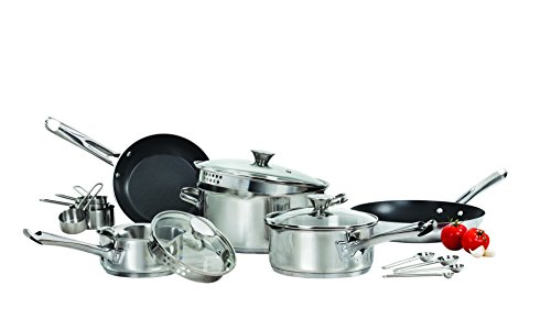 how to tell aluminum from stainless steel cookware