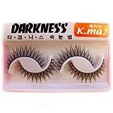 Darkness False Eyelashes K-ma 2
