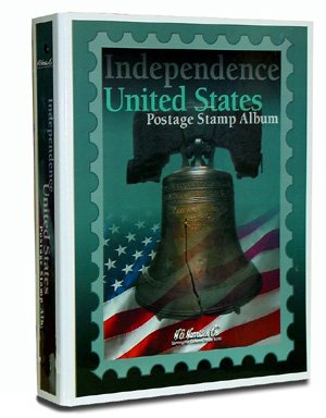 Independence US Stamp Album (212pg)