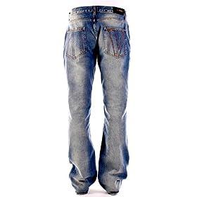 Blue Jeans Versace