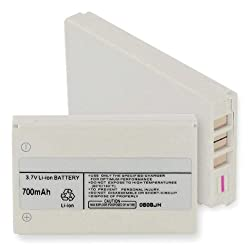 Mustek DV-4000 Replacement Digital Battery