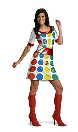 Officially Licensed Twister Girl Costume - Sizes from 4 to 14