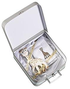 Vulli 516344 - Juego de accesorios para bebé, diseño de Sophie la jirafa de Vulli