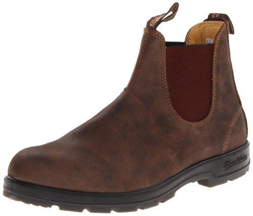 Blundstone - Classic Comfort 585, Stivali unisex, color Marrone (Brown), talla 47 EU