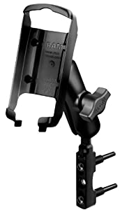 RAM Mounting Systems RAM-B-174-GA14U Brake/Clutch Reservoir Mount for Garmin GPSMAP 76C, 76CS, 76Cx, 76CSX, 96, 96C from RAM Mounts
