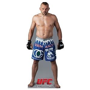 UFC Chuck Liddell Cardboard Stand