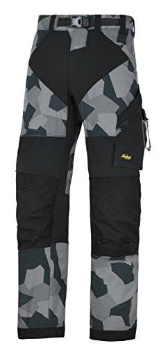 Snickers-Workwear-6903-FlexiWork-Arbeitshose-1-Stck-44-camouflage-grau-69038704044