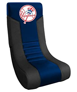 Baseline New York Yankees Collapsible Video Chair by Baseline