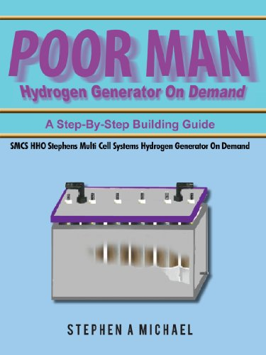 Pauvre générateur d'hydrogène à la demande : CML Hho Stephens cellule Multi systèmes générateur d'hydrogène à la demande