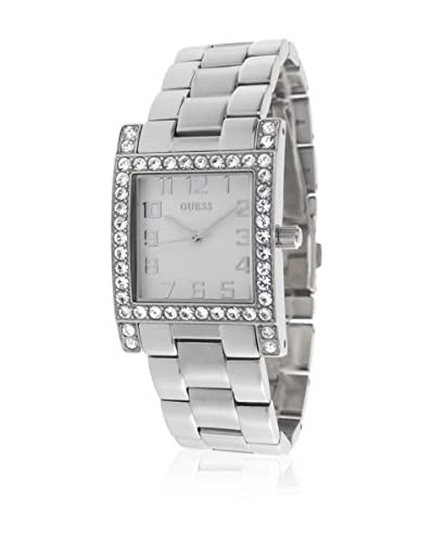 Guess Reloj de cuarzo Woman Guess W0128L1 Plata 28.0 x 28.0 mm