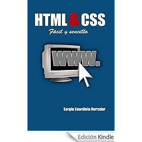 HTML & CSS F�cil y sencillo