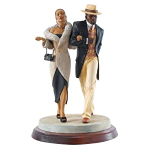 Lenox Thomas Blackshear Steppin' Out Collectible Figurine