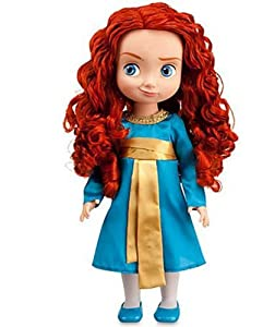 Disney / Pixar Brave Movie Exclusive 16 in Toddler Doll Merida