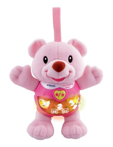 VTech Little Singing Bear (Pink)