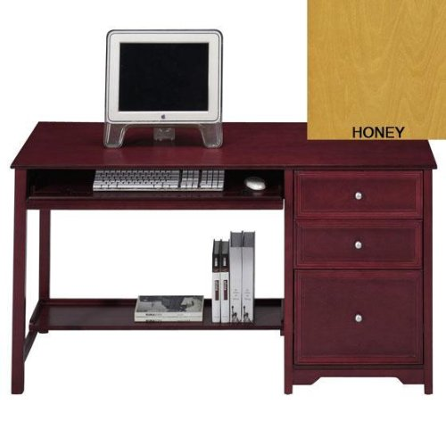 oxford computer desk with shelf b001y1sc9a on computer desks