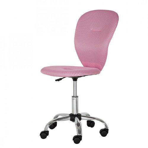 bhp schreibtischstuhl b rostuhl stuhl chefsessel drehstuhl arbeitsstuhl babsi pink. Black Bedroom Furniture Sets. Home Design Ideas