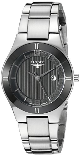 ELYSEE Made in Germany Myra Women's 31mm Synthetic Sapphire Quartz Watch 33043
