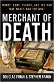 img - for Merchant of Death 1st (first) edition Text Only book / textbook / text book