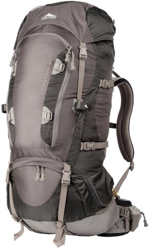 Gregory Mountain Products Palisade 80 Backpack, Iron Gray, Medium
