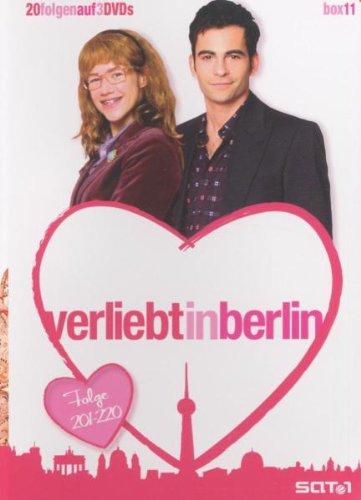 Verliebt in Berlin - Box 11, Folge 201-220 (3 DVDs)