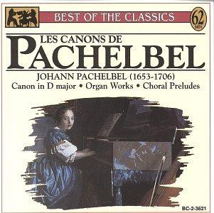Les Canons De Pachelbel  Pachelbel Album