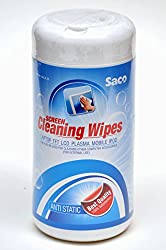 Saco Screen Cleaning Wipes