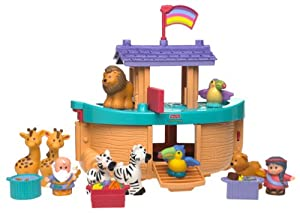 Amazon.com: Fisher Price Noah's Ark: Toys & Games